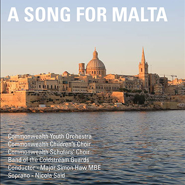 A Song For Malta CD